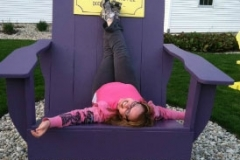 purple chair 2