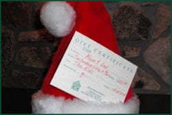 Door County Lodging Gift Certificates for Evergreen Hill Condos