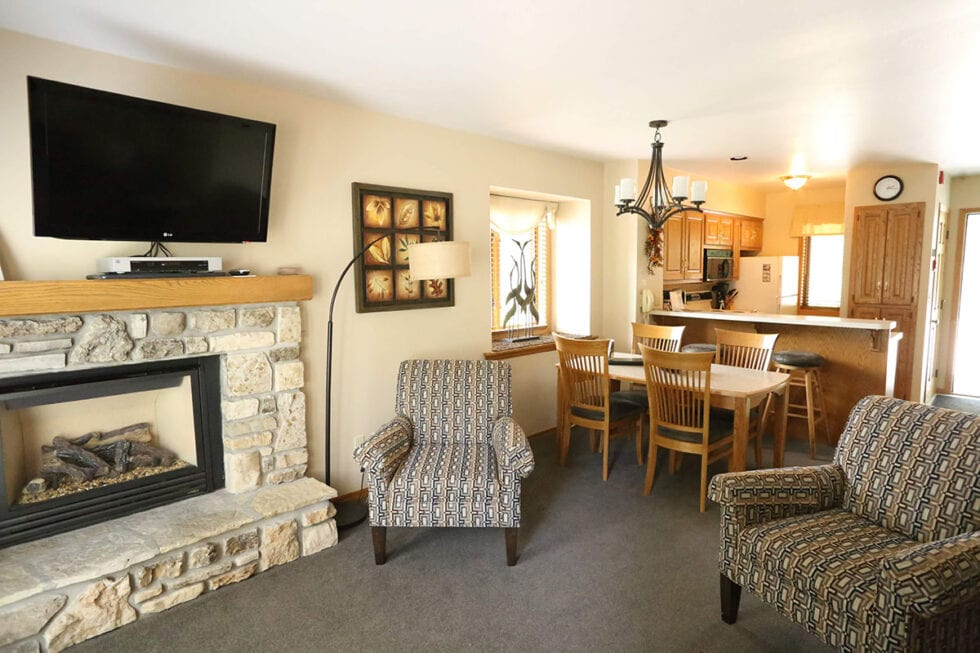 Fish Creek Condominium Rentals